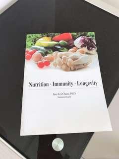 Nutrition immunity longevity