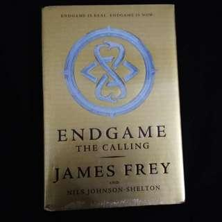 Endgame: The Calling by James Frey