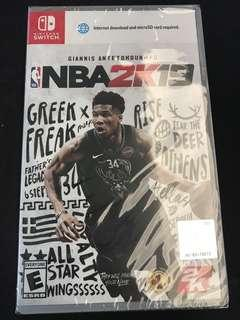 Nba2k19 Nintendo Switch