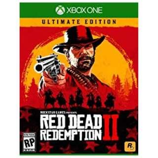 Red Dead Redemption 2 Ultimate Edition Xbox and PS4
