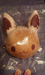 Pokemon 伊貝 麵包 掛飾
