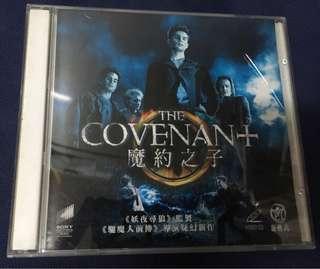 The Covenant 魔約之子 港版 VCD