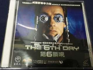 The 6th Day 第六發現 港版 VCD