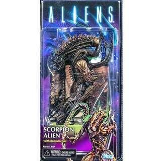 Alien 異形 Scorpion Action Figure NECA