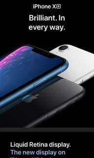 Brand New IPhone XR 256 White