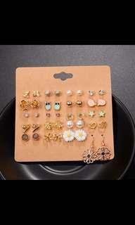 🚚 Korean earrings po