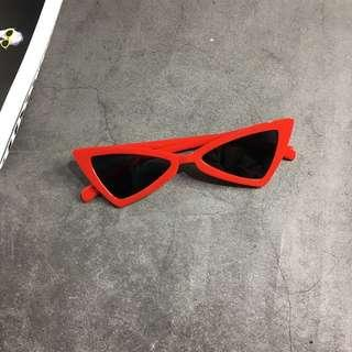 Red shades funny cute #MMAR18