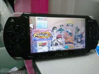Sony Psp 2000 Jailbreaked with Many Games