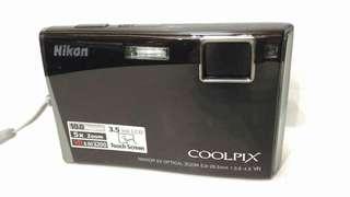 🚚 Nikon CoolPix S60 全觸控1000萬像素數位相機