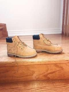 Brown timberland for sale