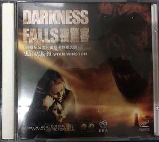 Darkness Falls 夜驚客 港版 VCD
