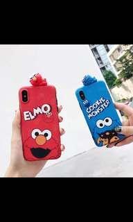 🚚 Sesame Street iPhone case po