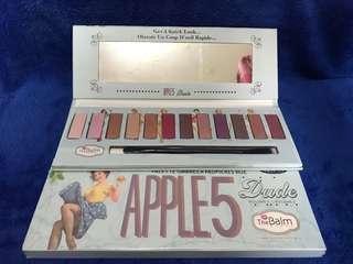 "Apple ""5"" Eye Palette"
