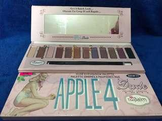 "Apple ""4"" eye palette"