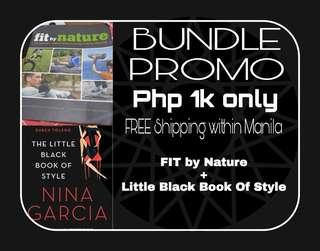 Little Black Book Of Style + FIT by nature
