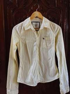 2 Abercrombie and fitch button down polo