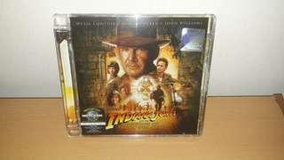 Indiana Jones and Kingdom of The Crystal Skull - Original Motion Picture Soundtrack