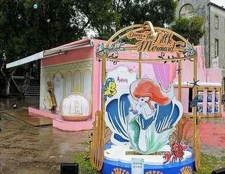 代購 迪士尼公主期間限定店快閃店 Miravivi公主的夢幻世界 Disney