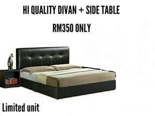 Queen Divan Bed
