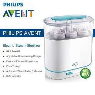 Philips Avent Sterilizer/Steriliser