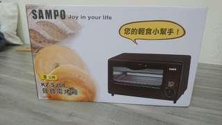 🚚 聲寶電烤箱8公升(KZ-SJ08)