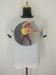 Vintage deadstock neil diamond ringer t shirts