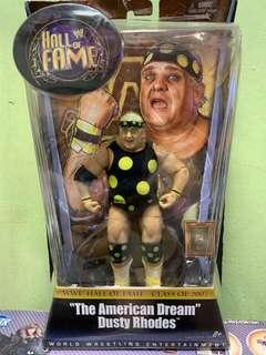 Wrestling figure ( DUSTY RHODES ) American dream