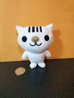 🚚 7-11 條碼貓 小玩偶