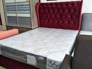 High quality Bed Frame And Mattress