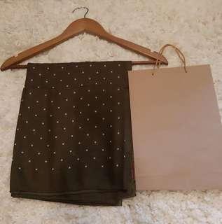 Jilbab Segiempat / pasmina / brand new turkey / muslim scarves