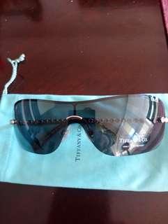 Tiffany sunglasses.
