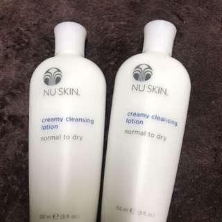 🚚 全新!nu skin卸妝乳 原價590,售550,只有2瓶 ,不含運#nuskin如新  #卸妝 #天然保養