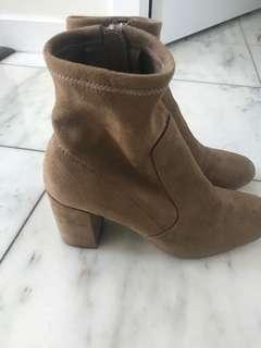 Zara Ankle Booties Size 5/35