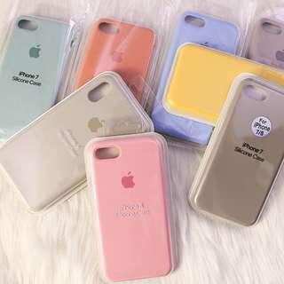🚚 Apple Iphone Silicone Case