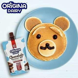 Chocolate Dairy O