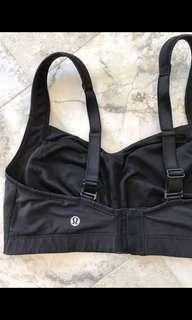Lululemon sports bra 34D