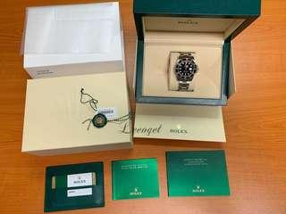 BNIB | Rolex Submariner | 116610LN | Feb 2019 | Local AD