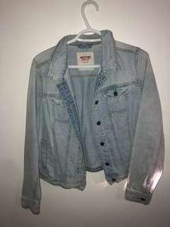 Mossimo Jean jacket size L