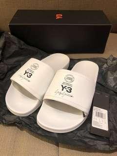 Y-3拖鞋