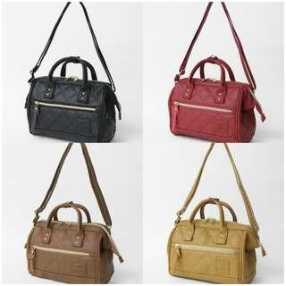 Instock Anello Quilting mouthpiece 2 WAY mini shoulder bag AH-H1861