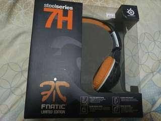 🚚 Steelseries 7H fnatic edition