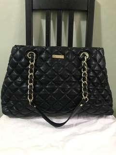 Authentic Kate spade quilted tote bag