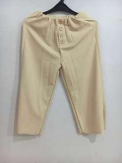 Cullotes brown pants