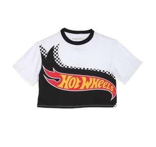 Penshoppe Hot Wheels crop top