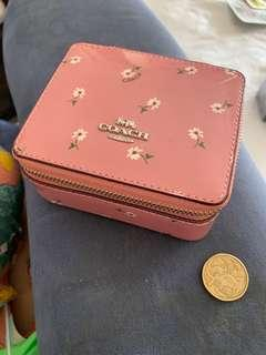 Coach Jewelry Box - BRAND NEW WITH TAG