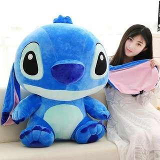 🚚 Birthday Gift- Stitch Plush Toy 90cm -1.2M