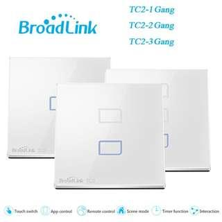 Broadlink Smart Light Switch - TC 2 - Smart Home Automation