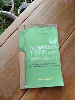 The Travel of a t-sirt in the global economy