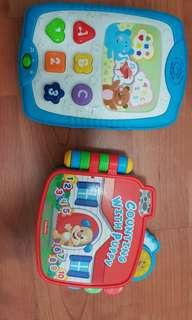 Baby toys(free post )
