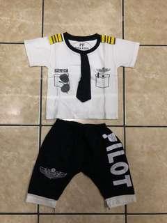 Setelan Anak Pilot